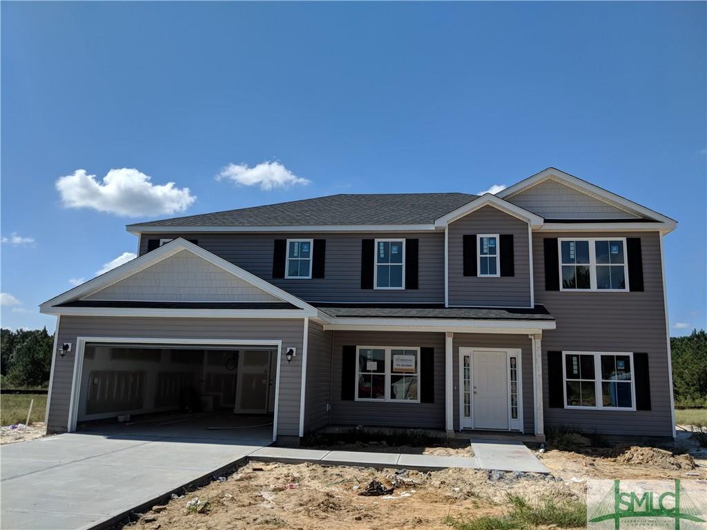 38 Saddlebrush, Ellabell, GA, 31308, Ellabell Home For Sale