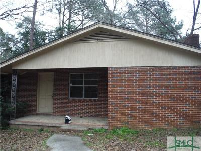 Single Family Home For Sale: 220 Ridgewood Drive