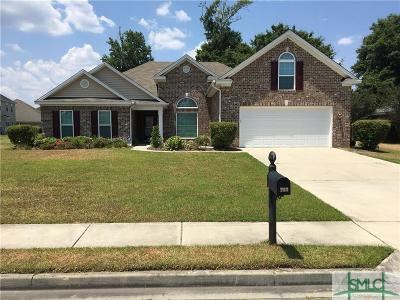 Single Family Home For Sale: 231 Sweetwater Station Drive