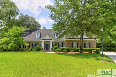 Rincon Single Family Home For Sale: 135 Cambridge Drive