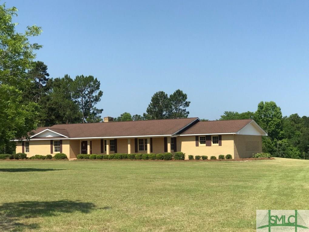 5520 HWY 121, Millen, GA, 30442, Millen Home For Sale