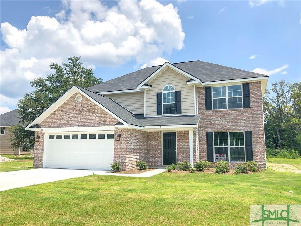 44 Penny, Allenhurst, GA, 31301, Allenhurst Home For Sale