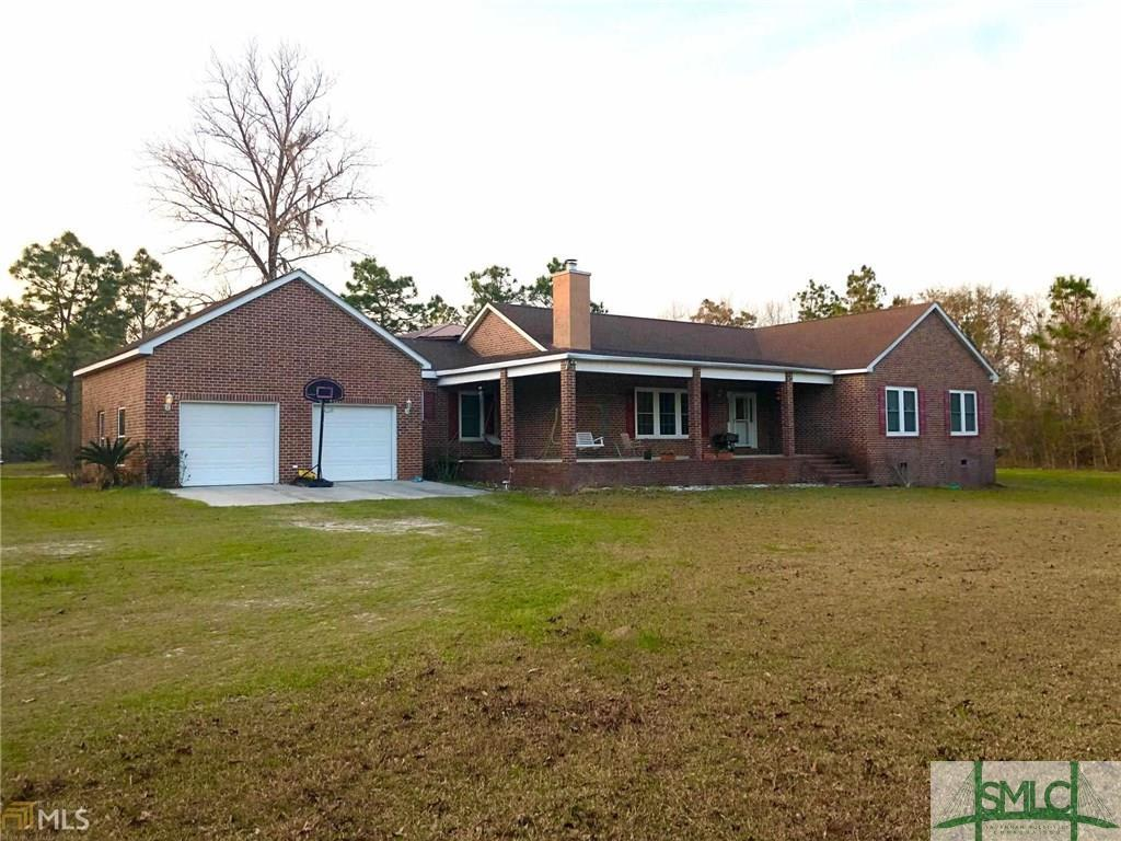 1979 Old Groveland, Pembroke, GA, 31321, Pembroke Home For Sale