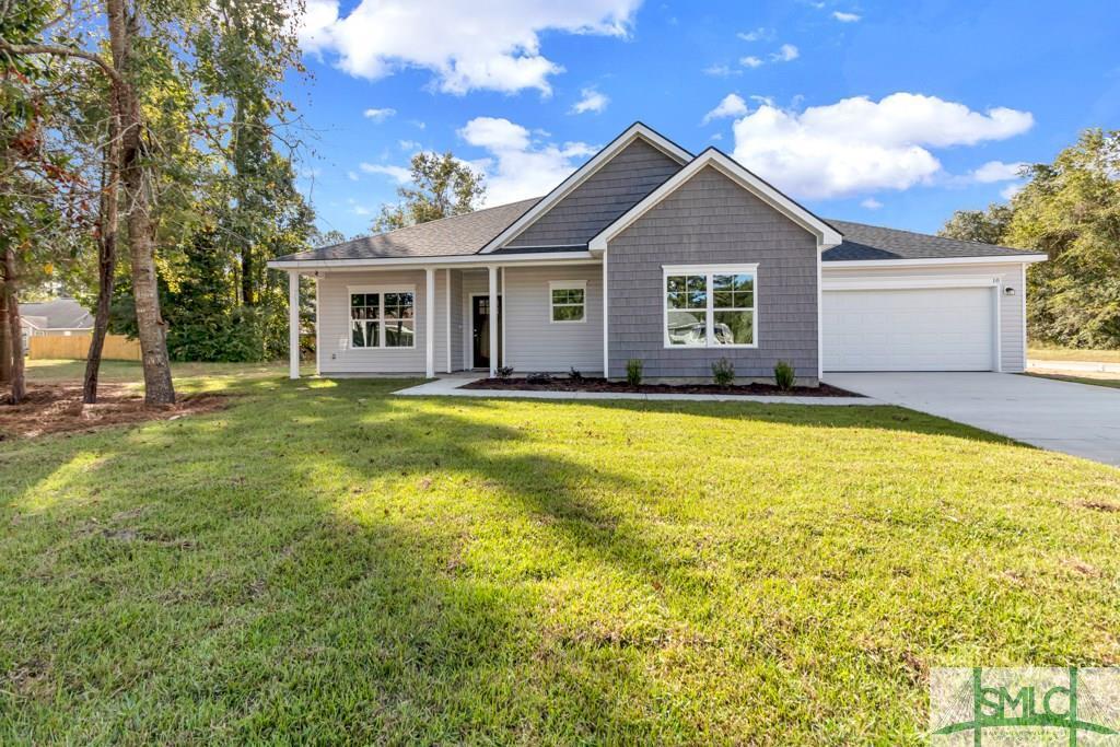 10 Hamilton, Pembroke, GA, 31321, Pembroke Home For Sale