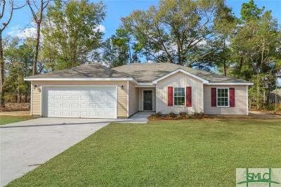 Bloomingdale Single Family Home For Sale: 332 Coconut Drive