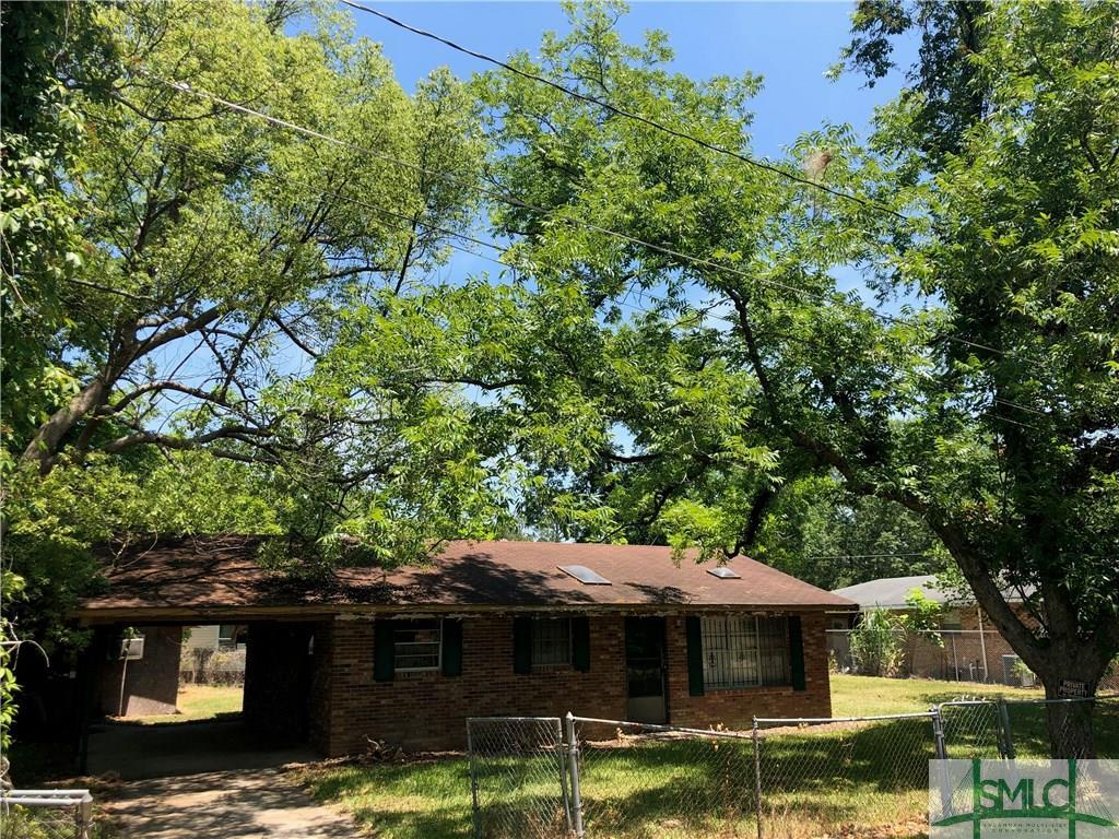 312 Durrence, Glennville, GA, 30427, Glennville Home For Sale