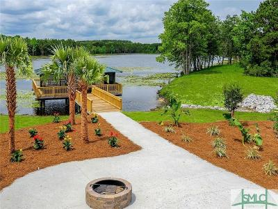 Hardeeville SC Single Family Home For Sale: $314,500