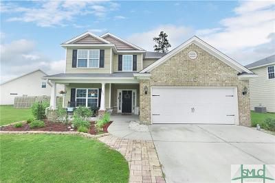 Guyton Single Family Home For Sale: 217 Cypress Creek Lane