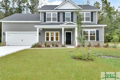 Richmond Hill Single Family Home For Sale: 96 Brennan Drive