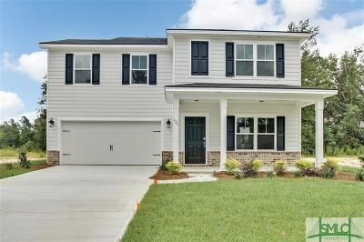 Richmond Hill Single Family Home For Sale: 135 Brennan Drive