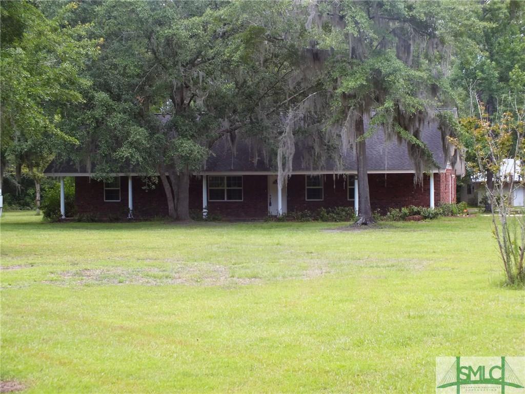 1100 Old Darien, Riceboro, GA, 31323, Riceboro Home For Sale