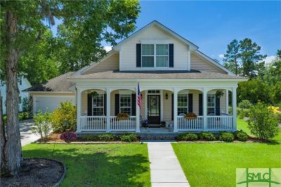 Single Family Home For Sale: 4 Tebeau Lane