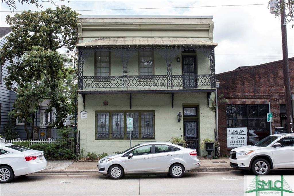 417 Bay, Savannah, GA, 31401, Historic Savannah Home For Sale