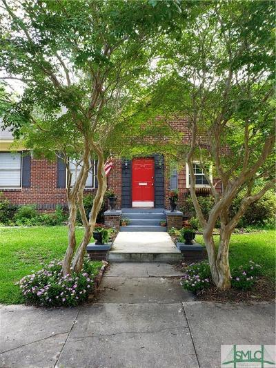 Single Family Home For Sale: 617 49th Street