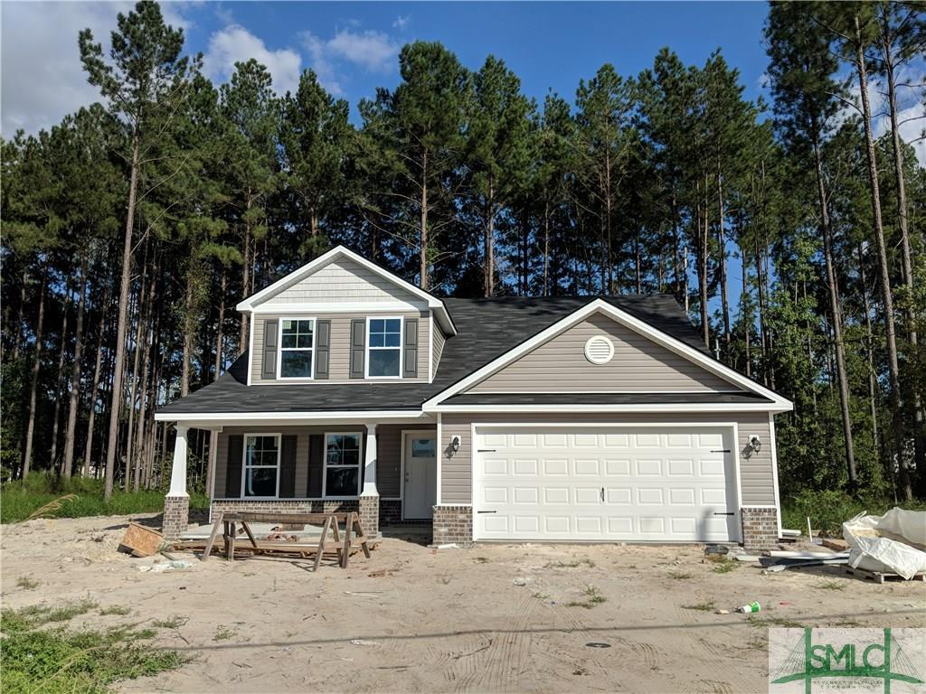 35 Frank Edwards, Ellabell, GA, 31308, Ellabell Home For Sale