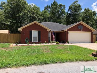 Richmond Hill Single Family Home For Sale: 350 Clark Street