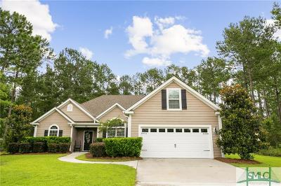 Single Family Home For Sale: 134 Ruby Trail