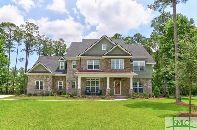 Pooler Single Family Home For Sale: 25 Lake Heron Court W