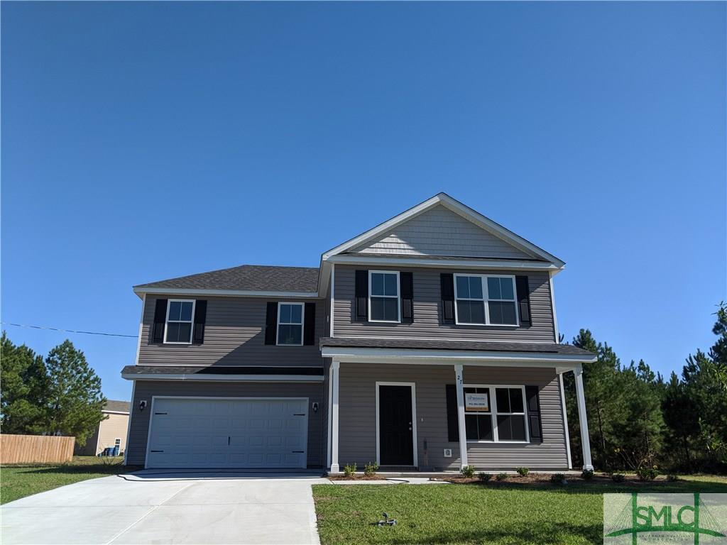 27 Saddlebrush, Ellabell, GA, 31308, Ellabell Home For Sale