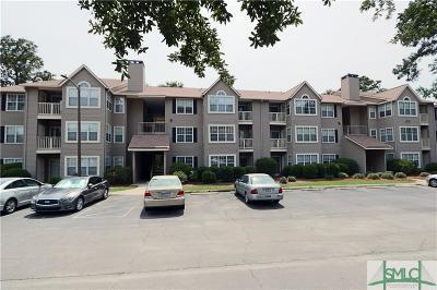 Savannah Condo/Townhouse For Sale: 12300 Apache Avenue #1003