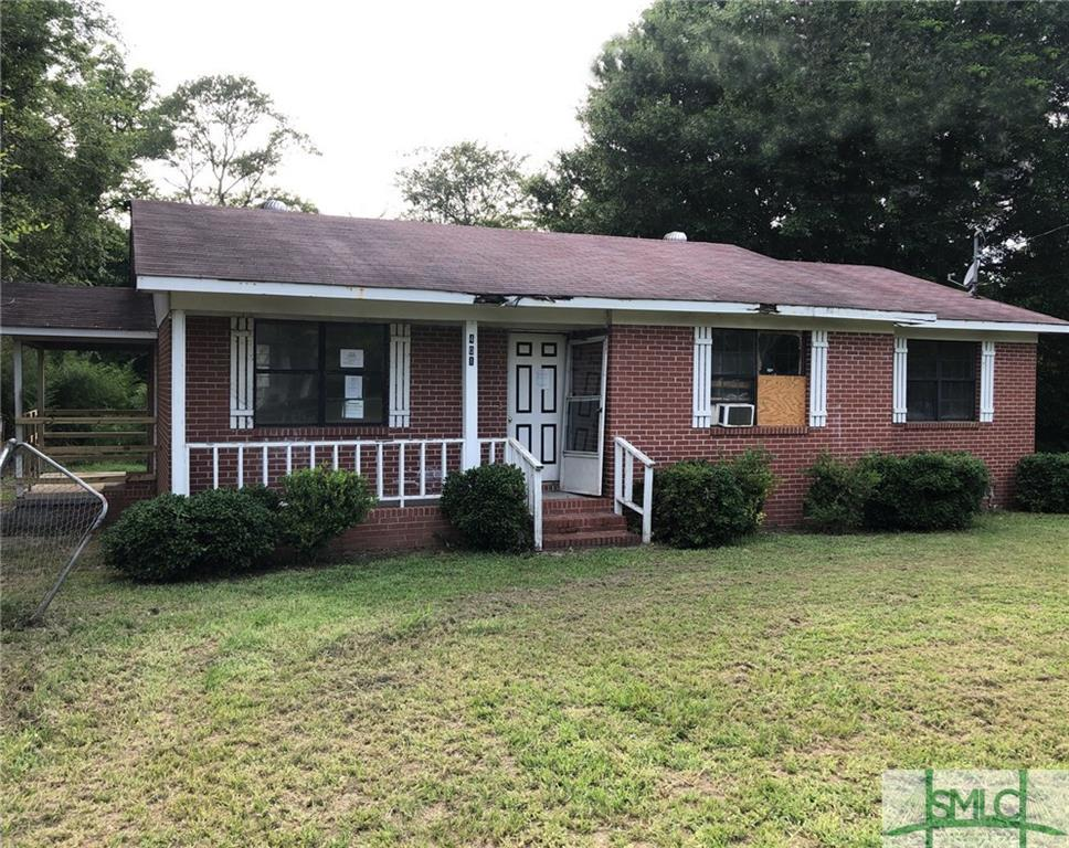 463 Myrtle, Wrightsville, GA, 31096, Wrightsville Home For Sale