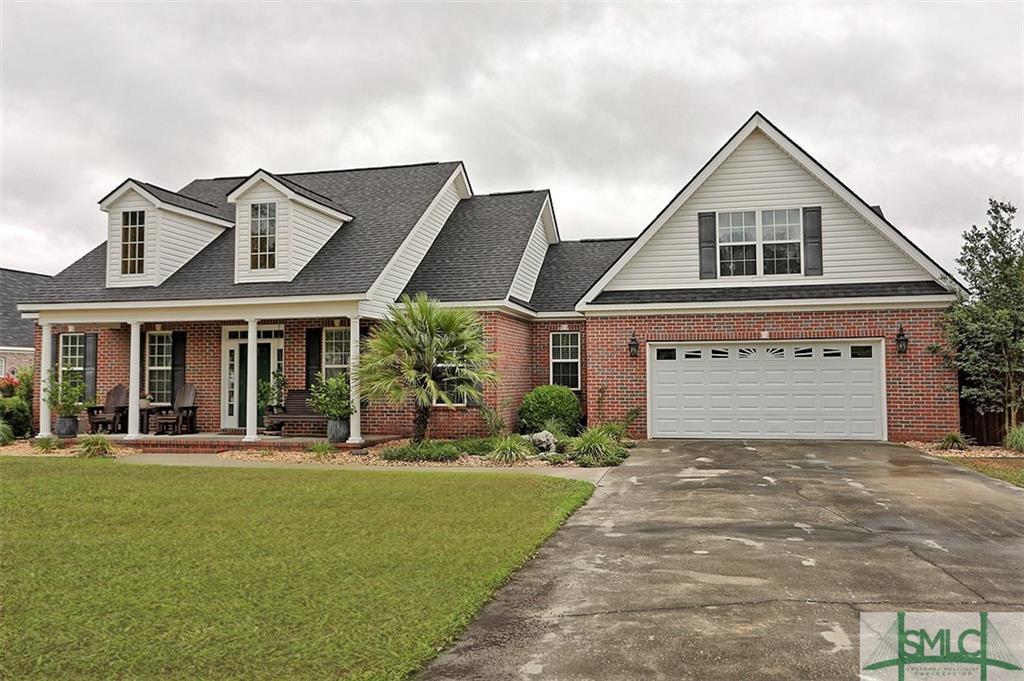 1511 Tara, Brooklet, GA, 30415, Brooklet Home For Sale