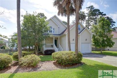 Savannah Single Family Home For Sale: 1 Briarberry Cove