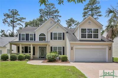 Savannah Single Family Home For Sale: 4 Arabica Lane