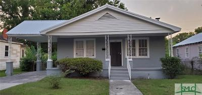 Savannah Single Family Home For Sale: 721 W 47th Street