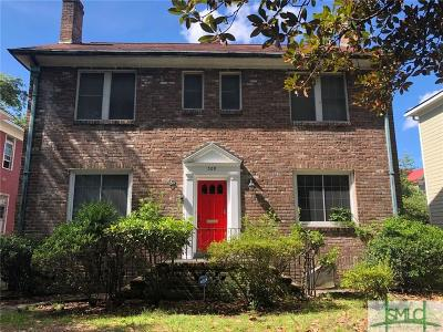 Single Family Home For Sale: 509 E. Waldburg Street