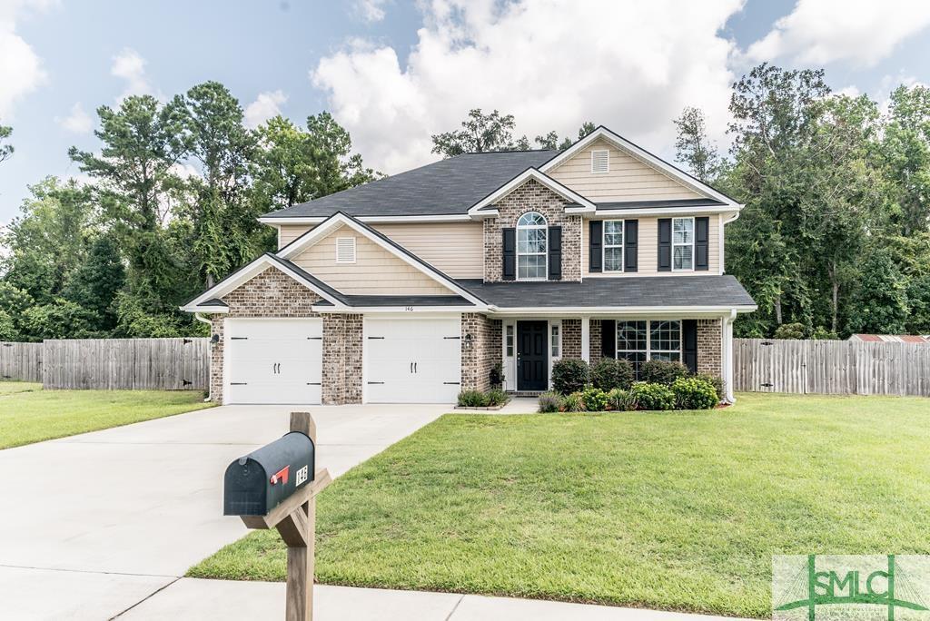 146 Nashview, Allenhurst, GA, 31301, Allenhurst Home For Sale