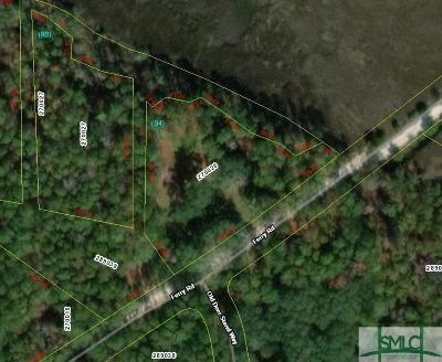 Riceboro GA Residential Lots & Land For Sale: $260,000