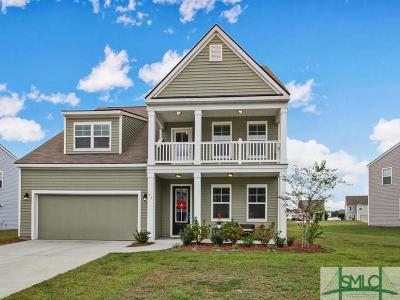 Savannah Single Family Home For Sale: 95 Westbourne Way