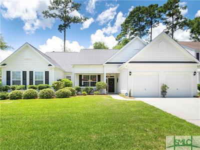 Savannah Single Family Home For Sale: 12 Longberry Lane