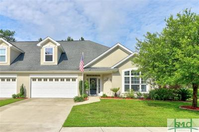 Savannah Single Family Home For Sale: 7 Turning Leaf Way
