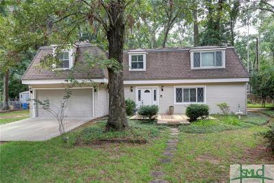 Savannah Single Family Home For Sale: 14801 Lee Street