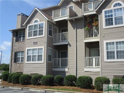 Savannah Condo/Townhouse For Sale: 12300 Apache Avenue #802