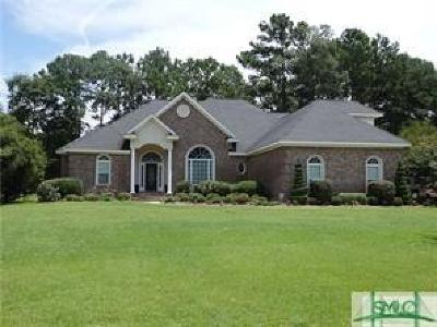 Single Family Home For Sale: 207 Channing Drive