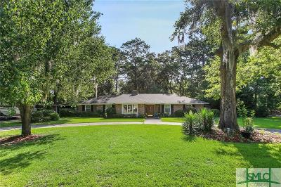 Savannah Single Family Home For Sale: 118 Winchester Drive