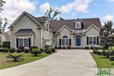 Savannah Single Family Home For Sale: 2 Trail Creek Court