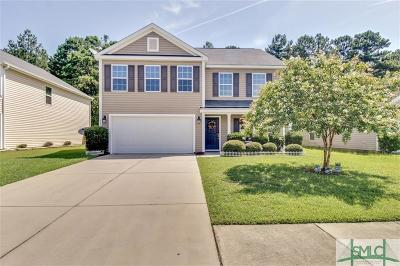 Single Family Home For Sale: 448 Lions Den Drive