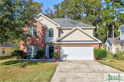 Savannah Single Family Home For Sale: 204 Henderson Oaks Drive