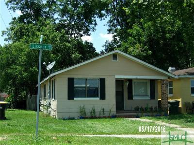 Savannah Single Family Home For Sale: 43 Lissner Avenue