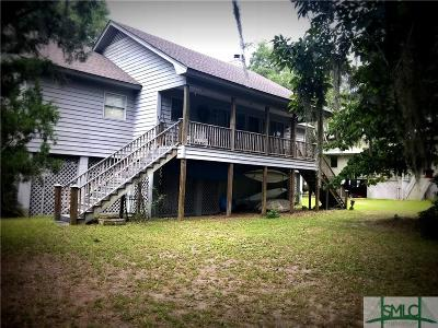 Single Family Home For Sale: 116 Billy Harris Point