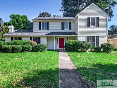 Savannah Single Family Home For Sale: 15 Sulgrave Road