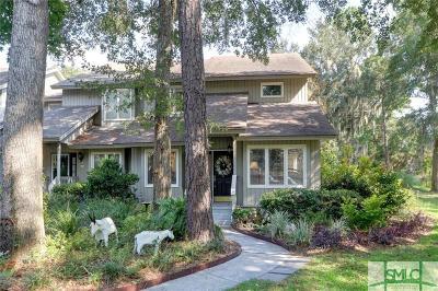 Savannah Condo/Townhouse For Sale: 106 Island Creek Lane