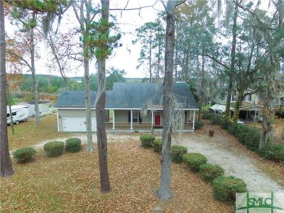 Midway Single Family Home For Sale: 1513 Lake Drive