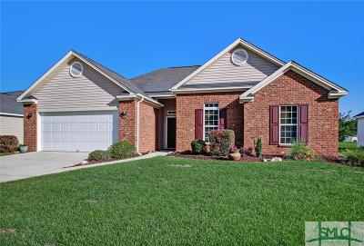 Pooler Single Family Home For Sale: 168 Arbor Village Drive
