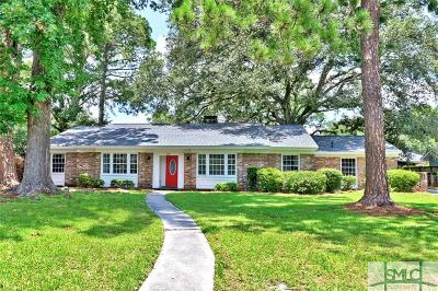 Single Family Home For Sale: 4711 Cumberland Drive