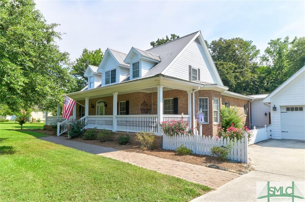 271 Hawk Hammock, Springfield, GA, 31329, Springfield Home For Sale